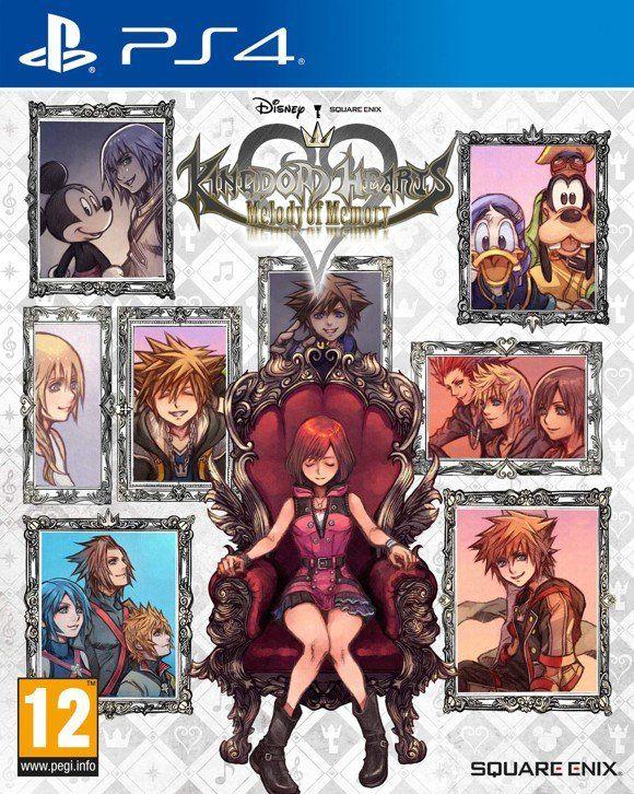 Kingdom Hearts: Melody of MemoryPS4 [Coolshop]