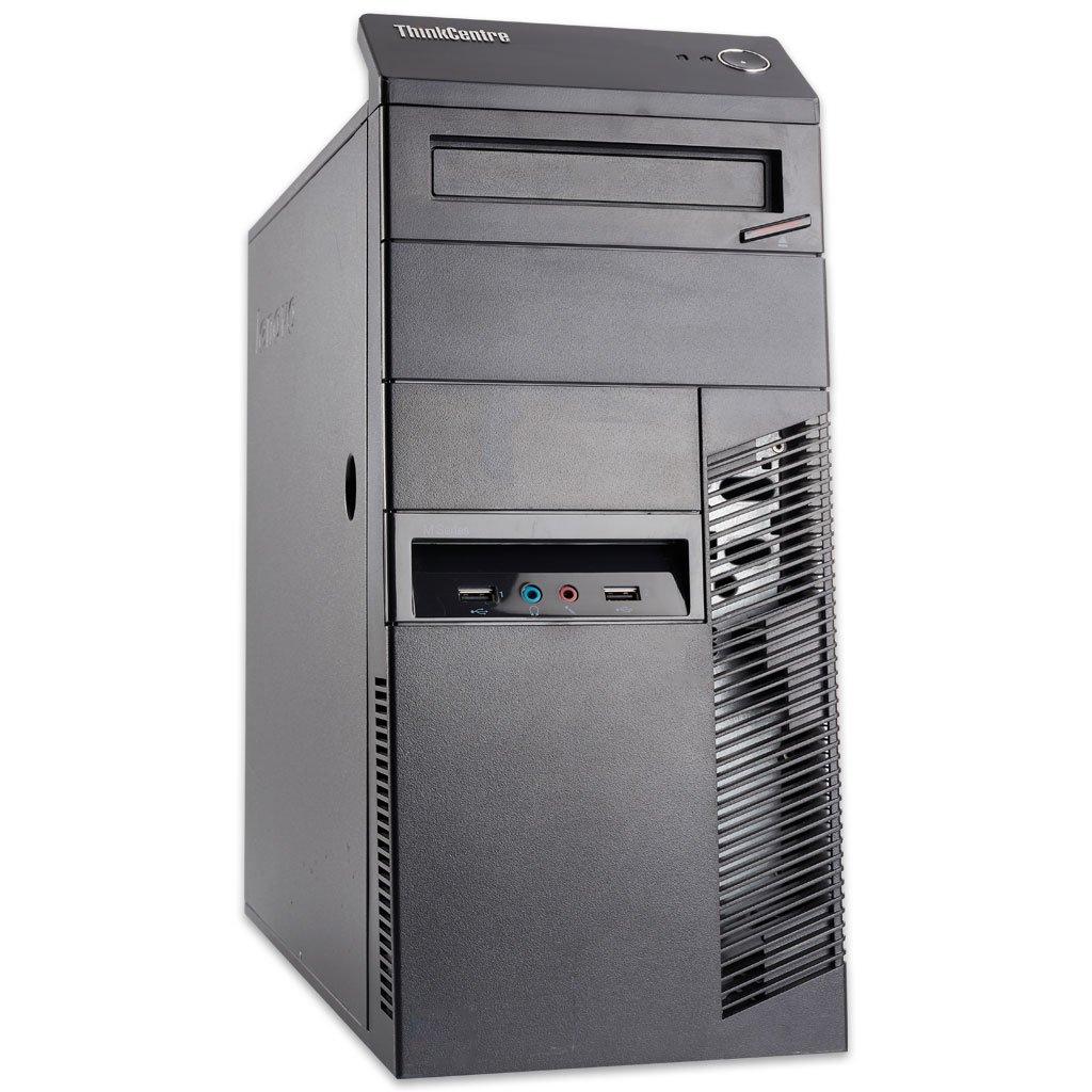 [refurbished] Lenovo Thinkcentre M83 MT - Core i5-4570 @ 3,2 GHz - 8GB RAM - 250GB SSD - DVD-RW - Win10Home