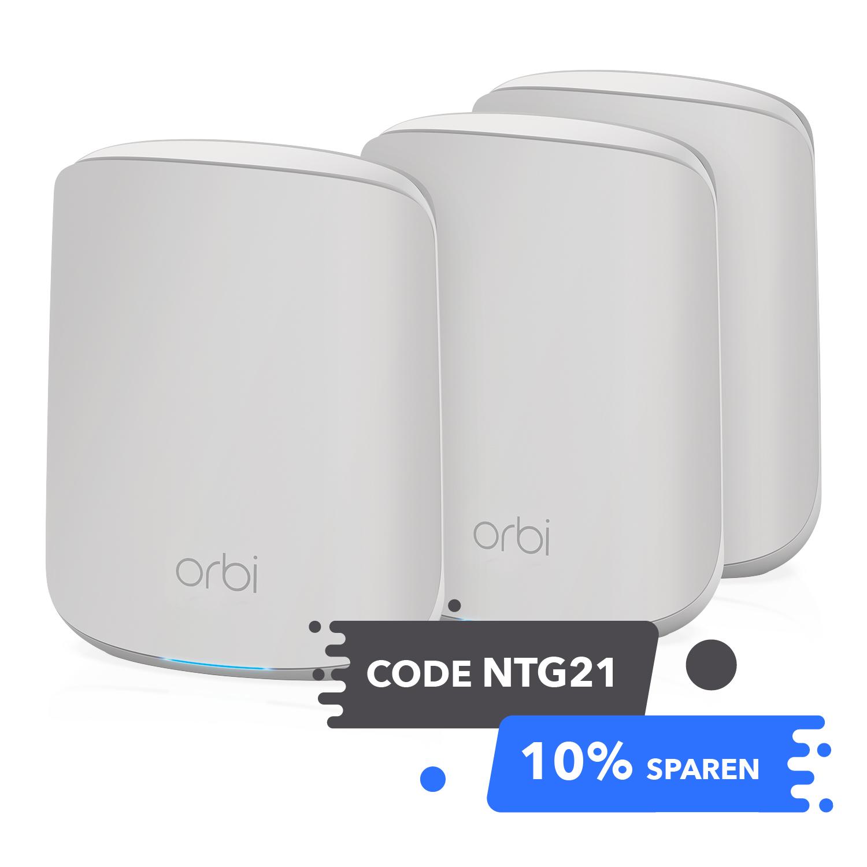 Netgear ORBI RBK353 - MESH WIFI6