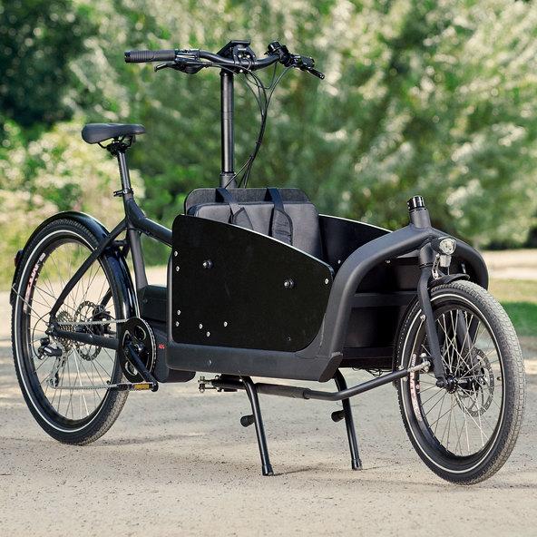 "E-Bike PROPHETE Cargo 20""/26"" Lastenrad (Kinderausführung 20.ETL.20) bei Aldi (Nord+Süd)"