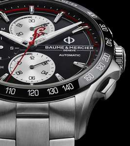 Baume & Mercier Clifton Club Indian Motorcycle Limited Edition Automatikuhr Chronograph