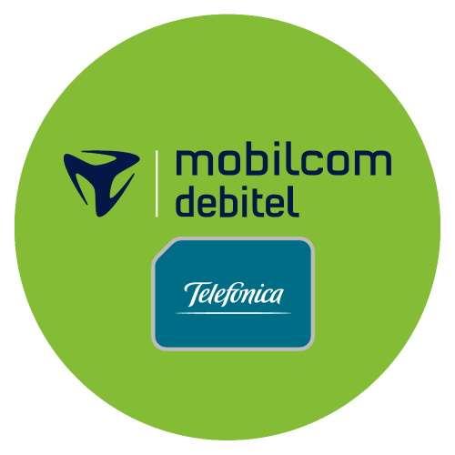 [monatlich kündbar] 12GB LTE Telefonica green LTE Tarif von mobilcom-debitel für mtl. 9,99€ inkl. Allnet- & SMS-Flat, VoLTE und WLAN Call