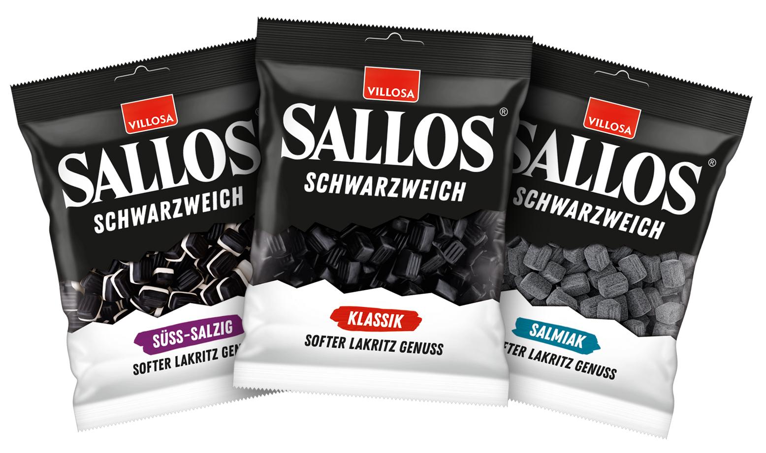 SALLOS – Versandkostenfreie Lieferung ab 5 €