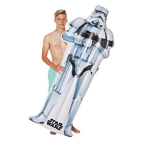 """[ Amazon ] Happy People ( 16347 ) / Luftmatratze """"Star Wars - Stormtrooper"""" / 173x67x18 cm ( aufgeblasen )"""