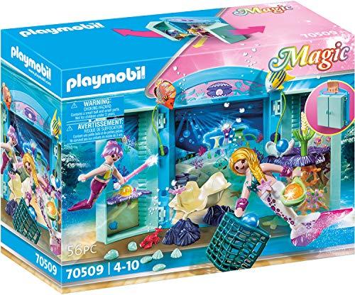 "[Prime] PLAYMOBIL Magic 70509 Spielbox ""Meerjungfrau"", Ab 4 Jahren"