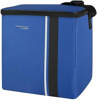 ThermoCafé by THERMOS Kühltasche Neo 15 Liter (aus Polyester, blau, 22 x 26 x 28 cm, faltbar)