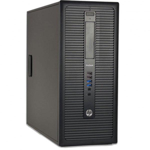 [gebraucht] Office-PC Core i3 /Pentium - tw. mit SSD und DVD-RW - Win10Home