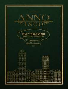 Anno 1800 Complete Edition Year 3 : Game + Deluxe Pack + Season Pass 1, 2, 3 (PC - Ubi Connect)