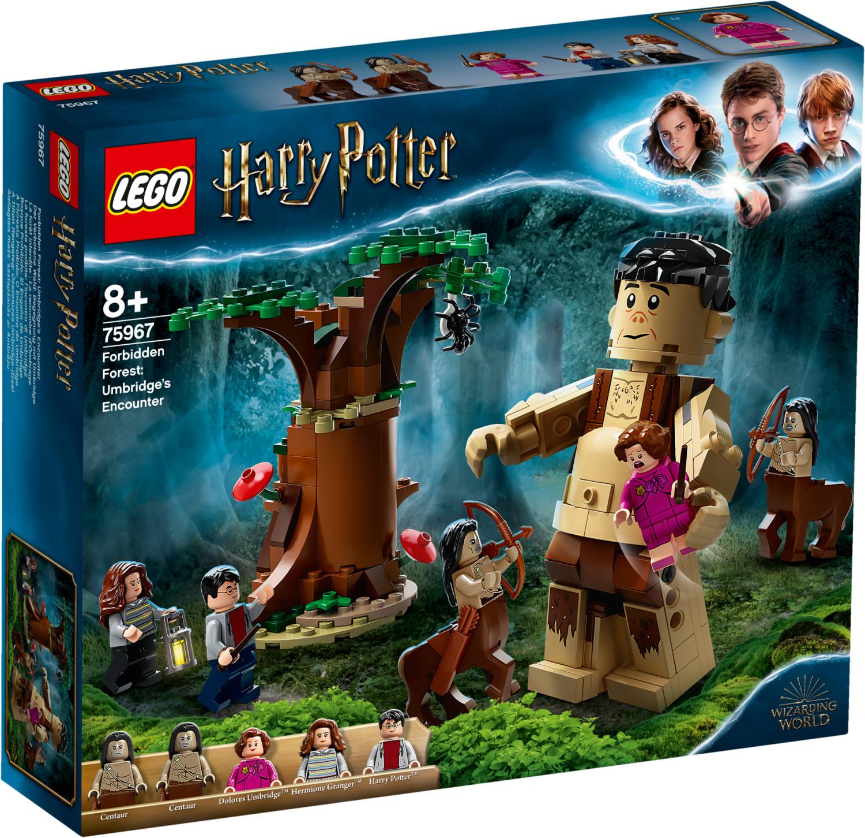 Lokaler Deal Kaufland Dallgo Döberitz Havelpark: Lego Harry Potter der verbotene Wald
