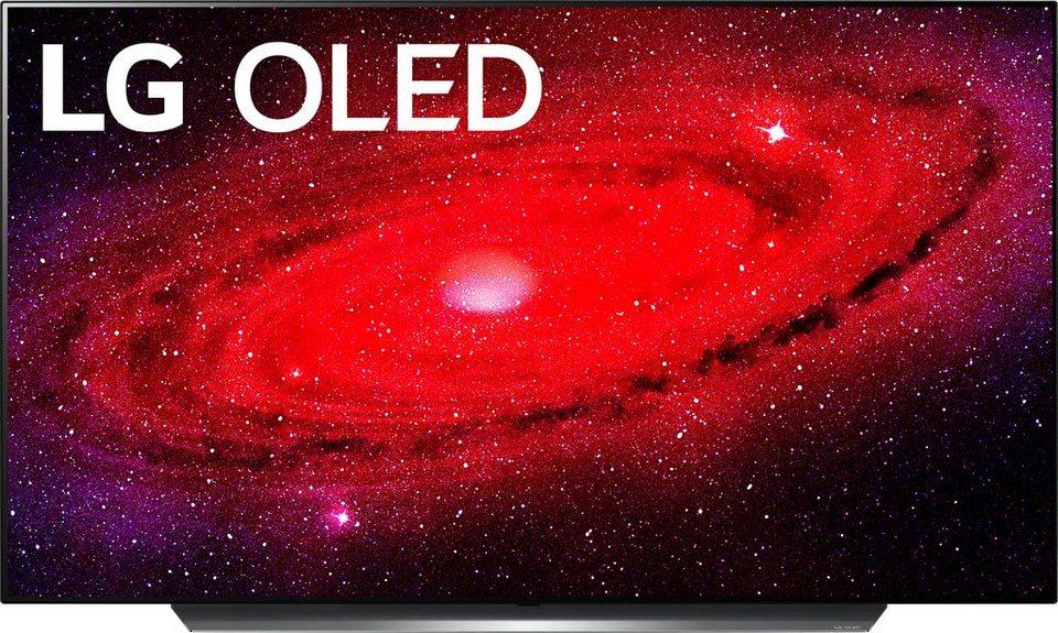 [OTTO Neukunde] LG OLED55CX9LA OLED-Fernseher (139 cm/55 Zoll, 4K Ultra HD, Smart-TV) - durch CB 968,49€
