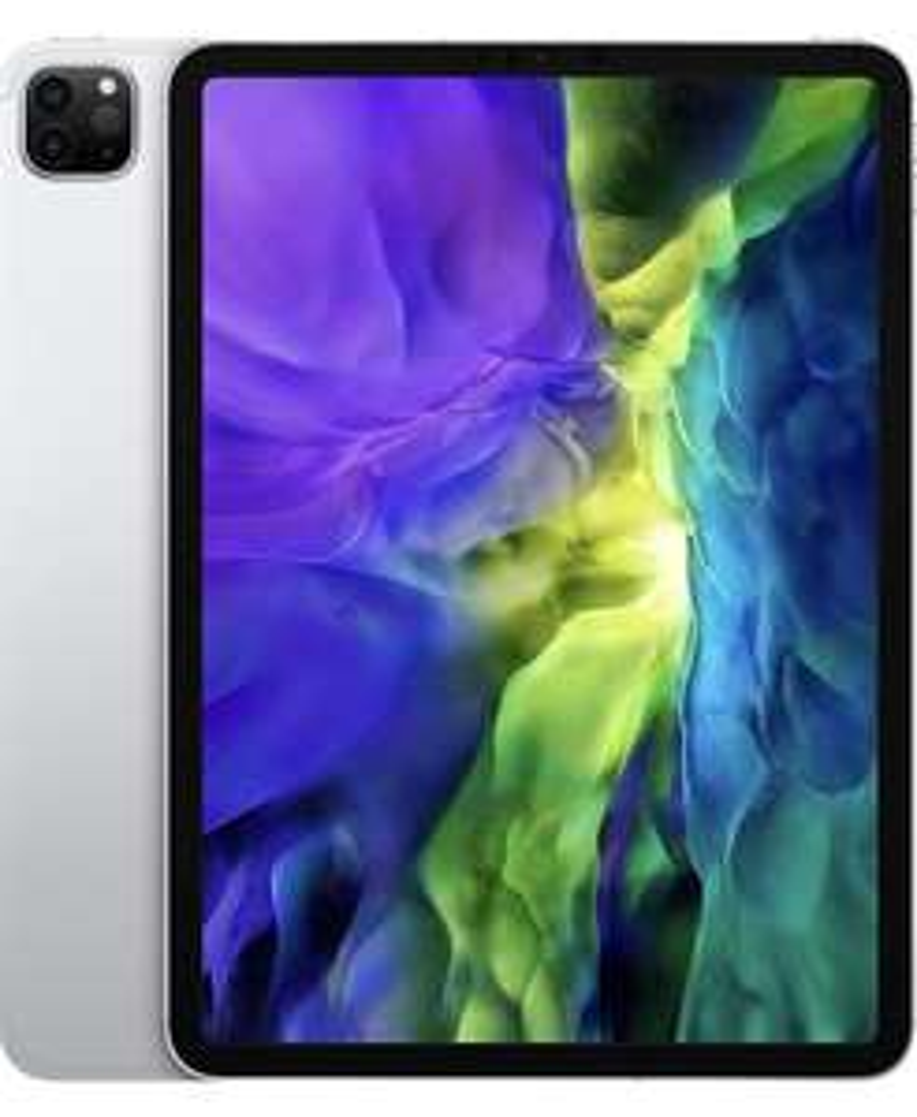 Apple iPad Pro 11 2020 Wi-Fi + Cellular 1 TB Silber