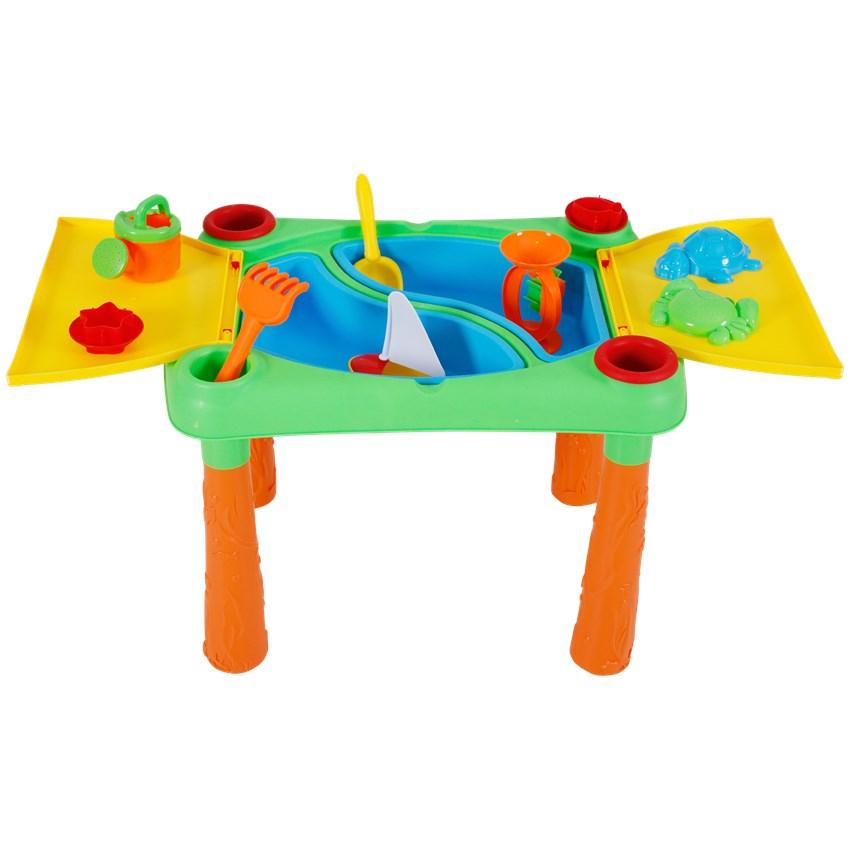 Wasserspieltisch Sandspieltisch (Kinder) für den Garten Balkon v. Action