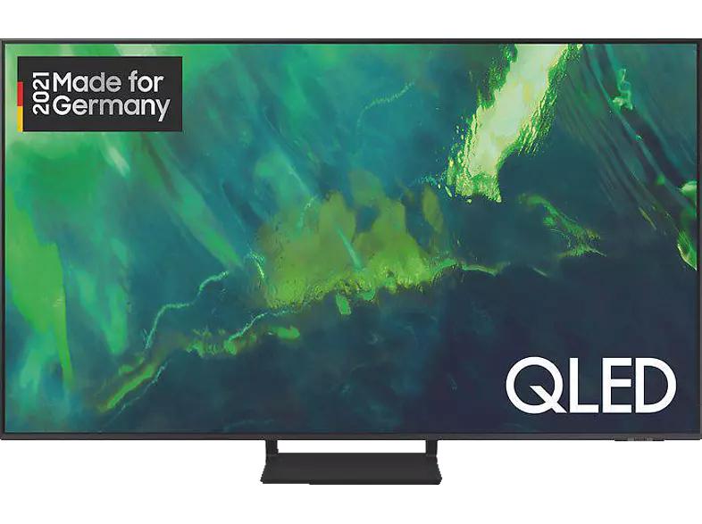 Samsung Fernseher GQ75Q70A inkl. Galaxy A72 für Effektiv 1494€ durch Hardwareverkauf und PB
