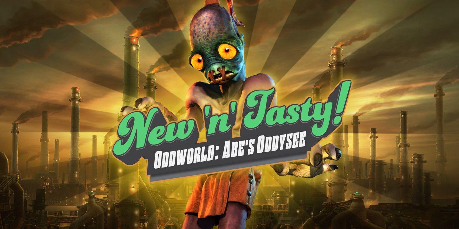 Oddworld: New 'n' Tasty Switch