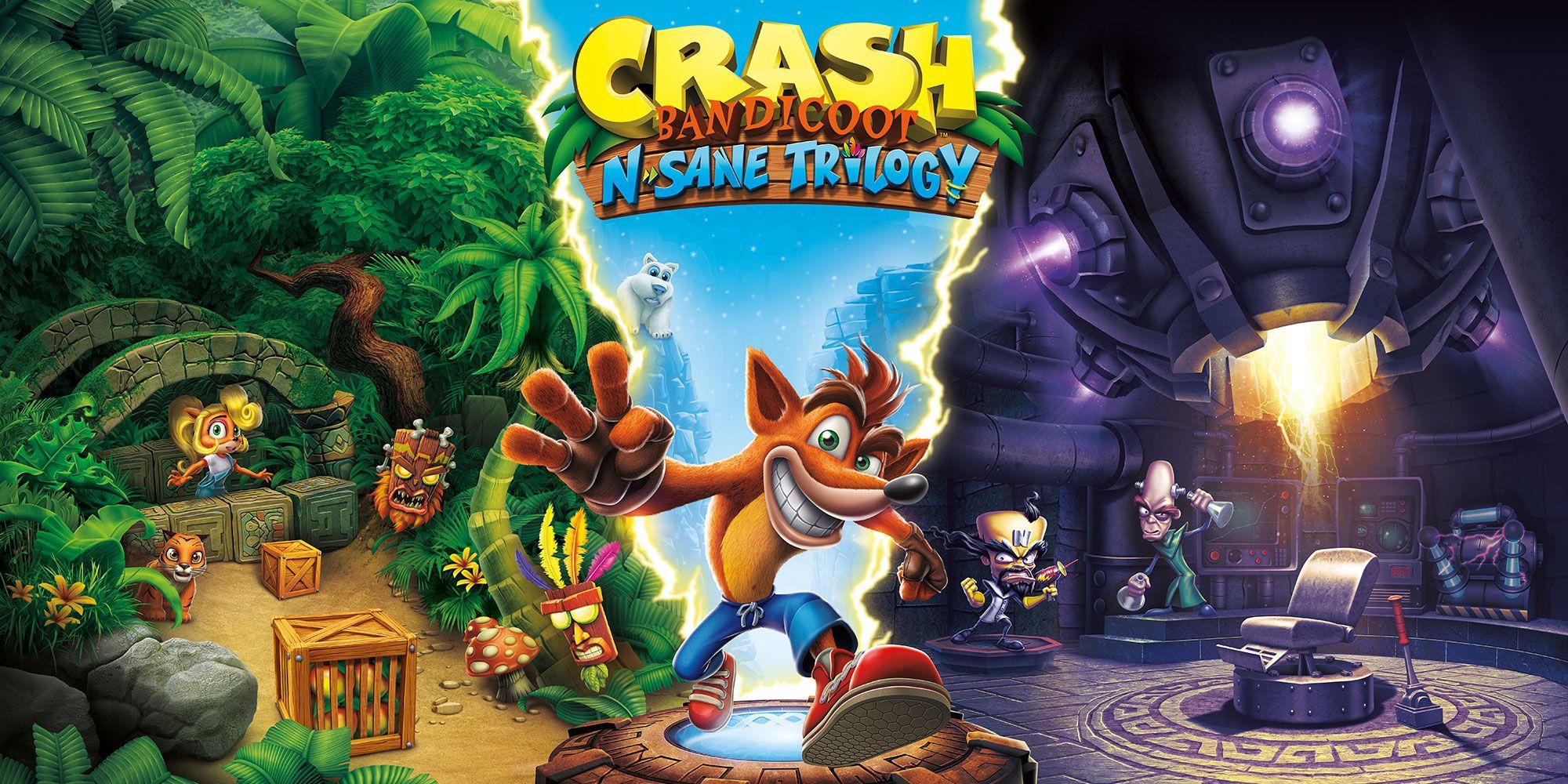 Crash Bandicoot™ N. Sane Trilogy Switch