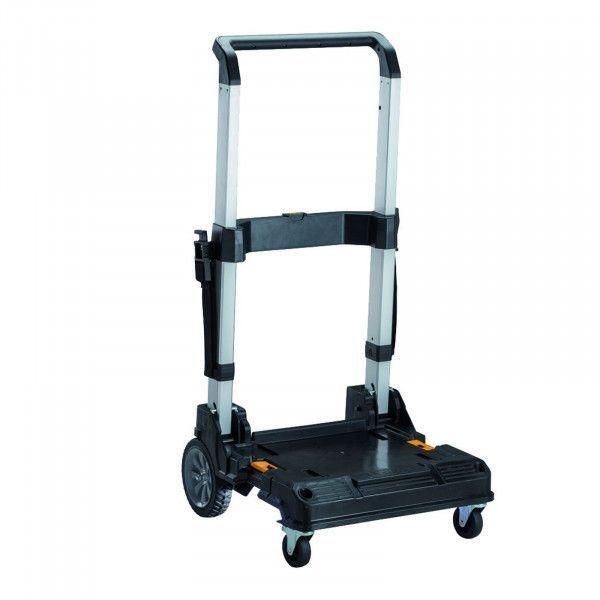 Dewalt T-Stak Trolley - DWST1-71196 Klappar -Belastbarkeit bis 100kg