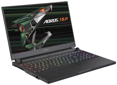 "GIGABYTE AORUS 15P XC Gaming Notebook/Laptop [15,6"" FHD 240Hz IPS, i7-10870H, RTX3070P (8GB VRAM), 32GB RAM, W10]"