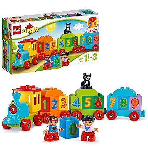 [Prime Vorbestellung] LEGO Duplo - Zahlenzug (10847)