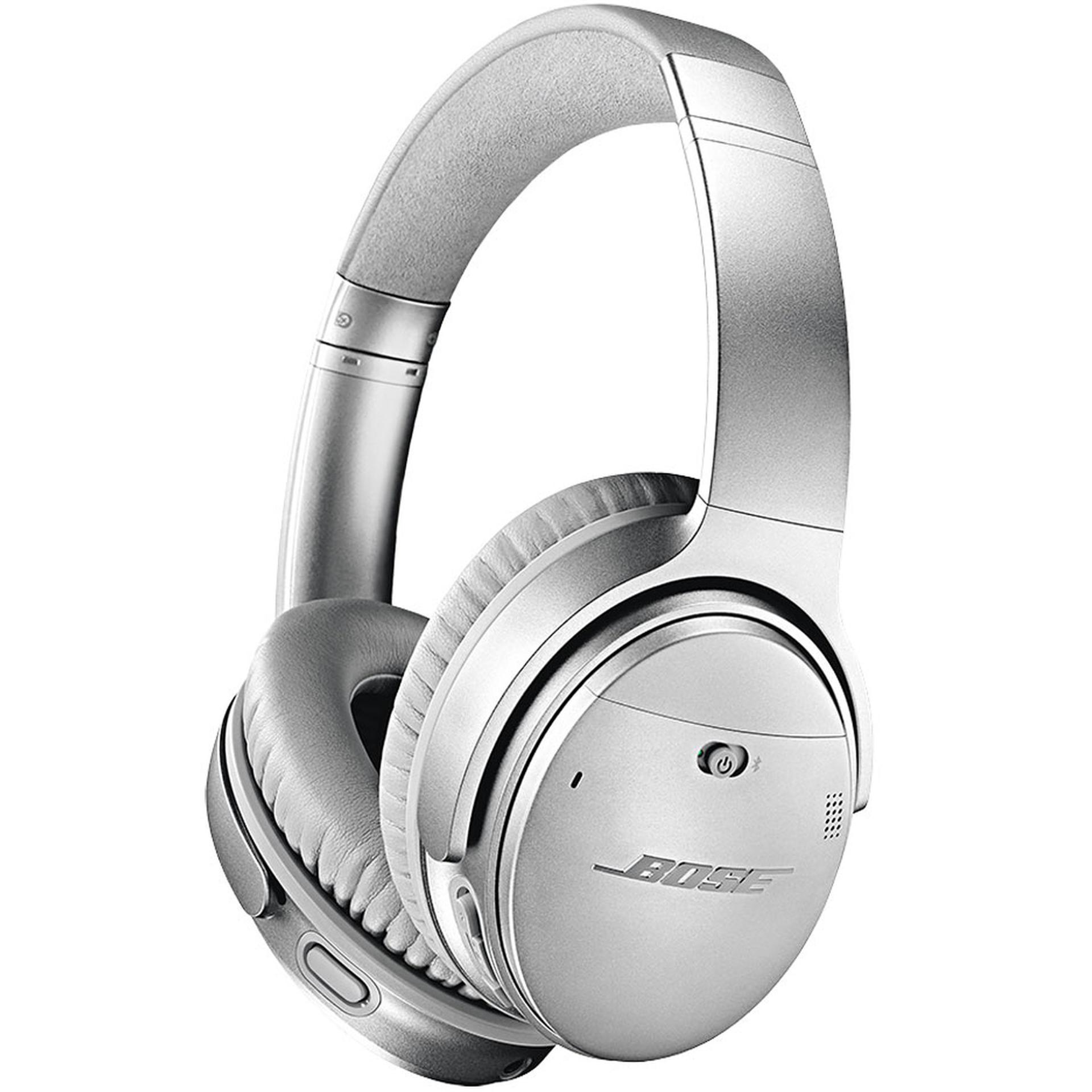 [Grauimport] Bose QuietComfort 35 II: Bluetooth Kopfhörer (Active Noise Cancelling, 20h Akku, zwei Mikrofone, Google Assistant, NFC)
