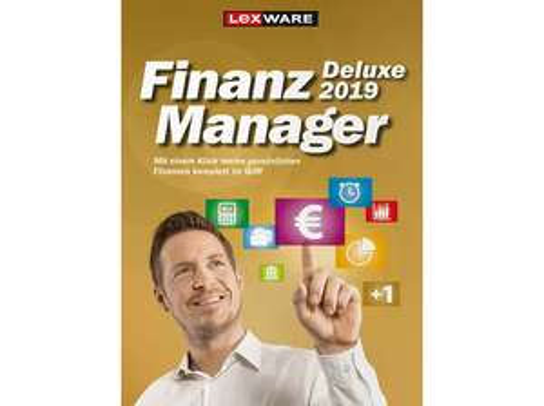 Lexware FinanzManager Deluxe 2019 - Box