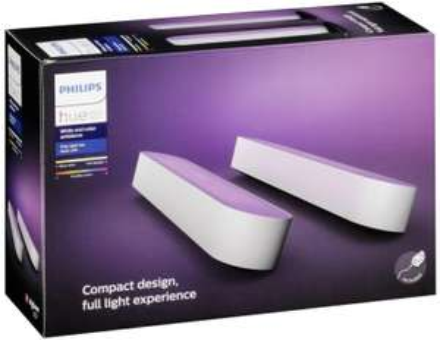 Philips Hue Play Lightbar Doppelpack für 84,85€ inkl. Versandkosten
