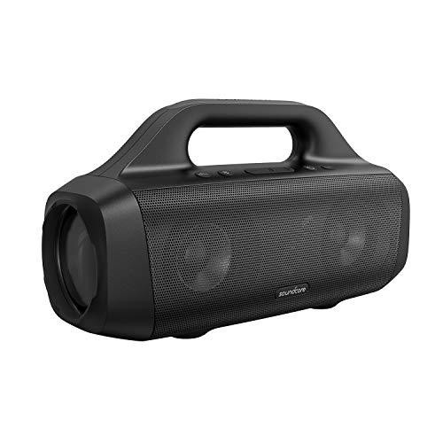 ANKER Soundcore Motion Boom, Lautsprecher, Titan-Treiber, Bluetooth 5.0, 10.000mAh, IPX7, BassUp Technologie, Soundcore App EQ