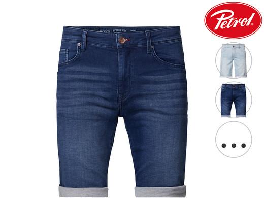 Petrol Industries Jeans-Shorts SHO003 (Größe S - XXL, 4 Farben verfügbar)
