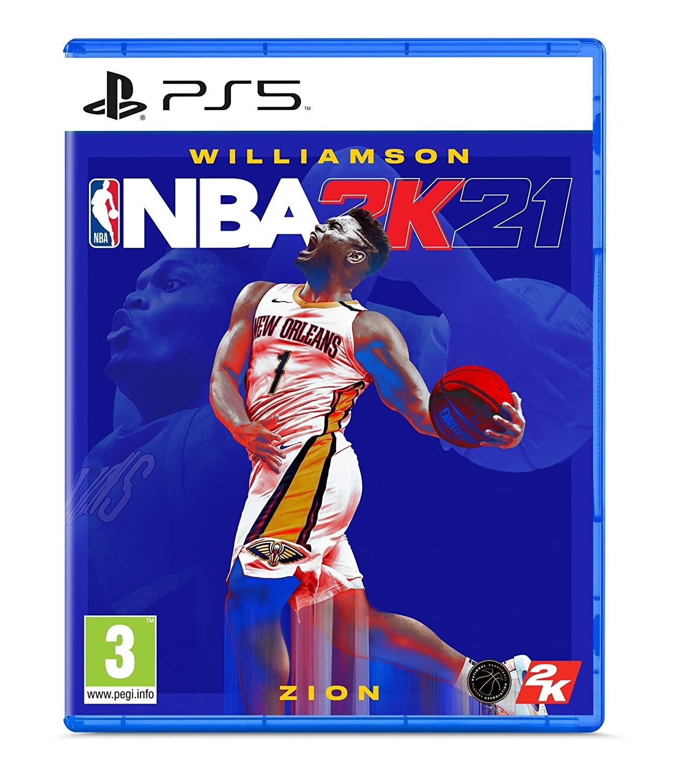 NBA 2K21 Ps5 Playstation 5 für 14,99€ + Versand