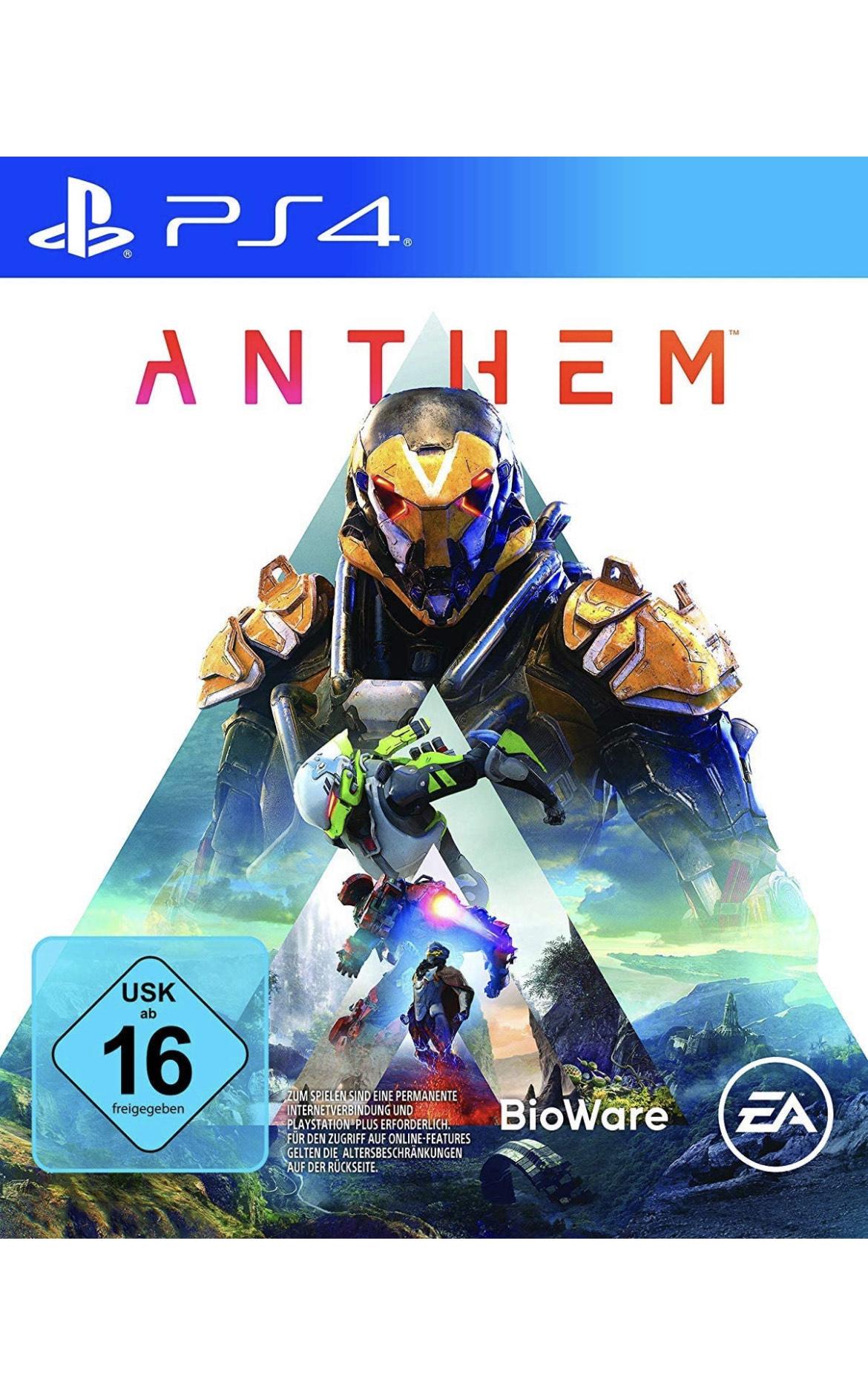 PRIME Anthem - Standard Edition - [PlayStation 4]