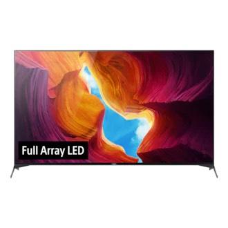 SONY KD-55XH9505 LED TV (Flat, 55 Zoll / 139 cm, UHD 4K, SMART TV, Android TV) nur Abholung