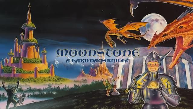 Moonstone: A Hard Days Knight für 2,99€ [GOG] [CLASSIC]