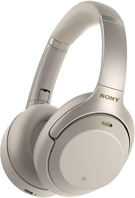 SONY WH-1000XM3 Silber Kopfhörer