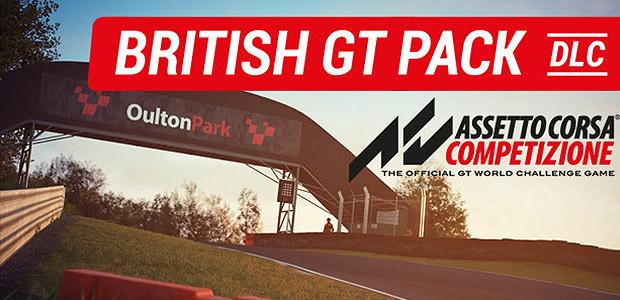 [STEAM PC] Assetto Corsa Competizione British GT Pack (DLC)