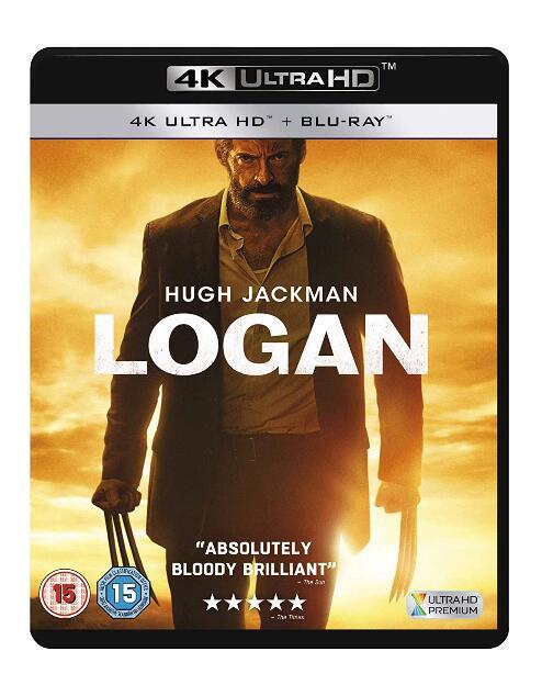 Logan - The Wolverine (4K Blu-ray + Blu-ray) für 10,33€ inkl. Versand (Amazon Prime)