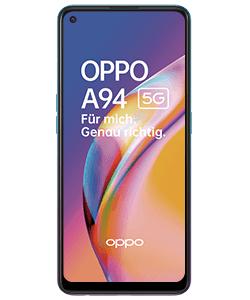 Oppo A94 5G 8/128GB schwarz/blau + Oppo Enco W11 im Vodafone Klarmobil 10GB LTE 25Mbit/s für 19€ einmalig und 19,99€ monatlich