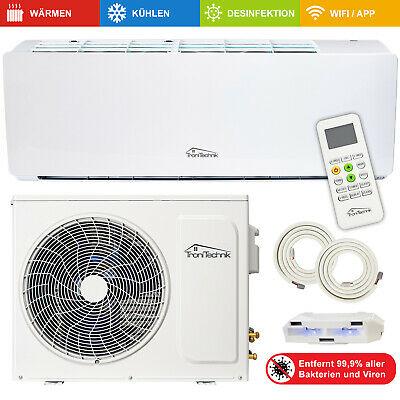 Split Klimaanlage 9000 BTU 5in1 UV-C Smart
