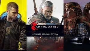 [PC] Ultimate RED Collection: CyberPunk 2077 + Witcher 1 + 2 + 3 GOTY + ThroneBreaker (DRM Frei - Russia - VPN)
