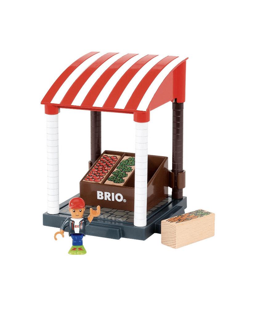 Brio Village Marktstand 6,99€ (MBW 9€)