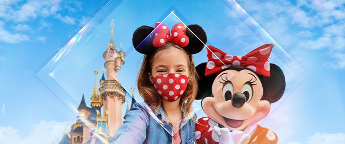 [shoop + Disneyland Paris] 10€ Cashback (MBW 150€) + 40€ Shoop-Gutschein (MBW 199€)