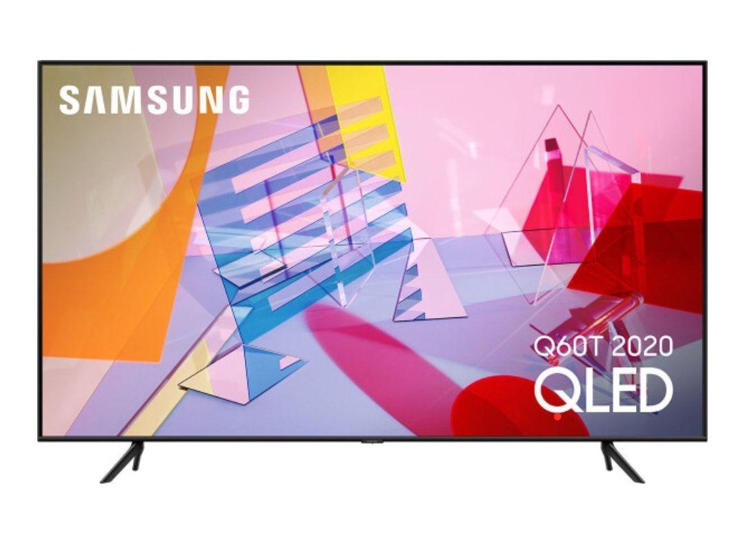 "Samsung QE-Q60T 55"" Fernseher QLED"
