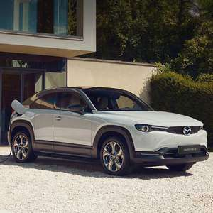 [Privatleasing] Mazda MX-30 e-Skyactiv (145 PS, 35,5 kWh) mtl. 99€ + 450€ ÜF (eff. mtl. 119€), LF 0,28, GF 0,34, 24 Monate, BAFA