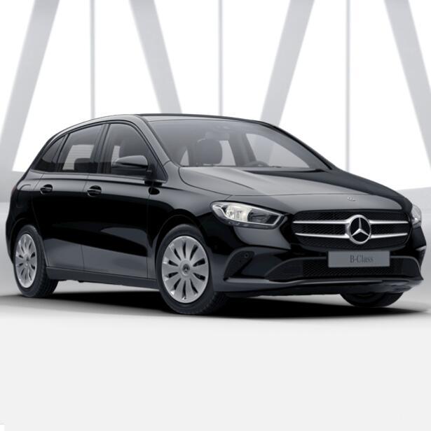 [Privatleasing ab GdB 50] Mercedes-Benz B 250 e + Business-Paket (218 PS) mtl. 99€ + 770€ ÜF (eff. 131€), LF 0,24, GF 0,31, 24 Monate, BAFA