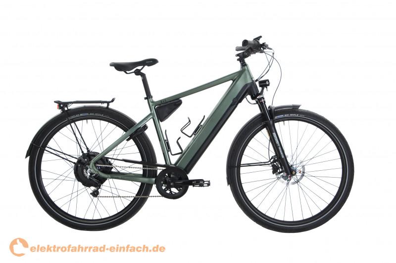E-Bike - Simpel Rückenwind 756Wh