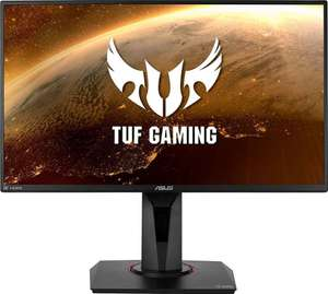 """Asus VG259QR Gaming-Monitor (62,2 cm/24,5 """", 1920 x 1080 Pixel, Full HD, 1 ms Reaktionszeit, 165 Hz, LED) [Otto Up Lieferflat]"""