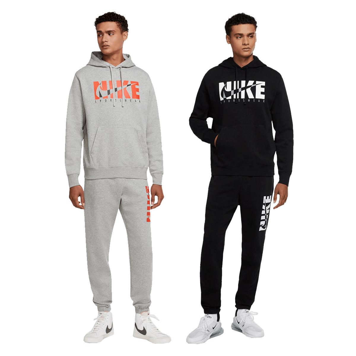 Nike Trainingsanzug Sportswear Graphix Fleece in 2 Farben