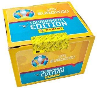 Panini Uefa Euro 2020 Stickerbox (100 Tüten)