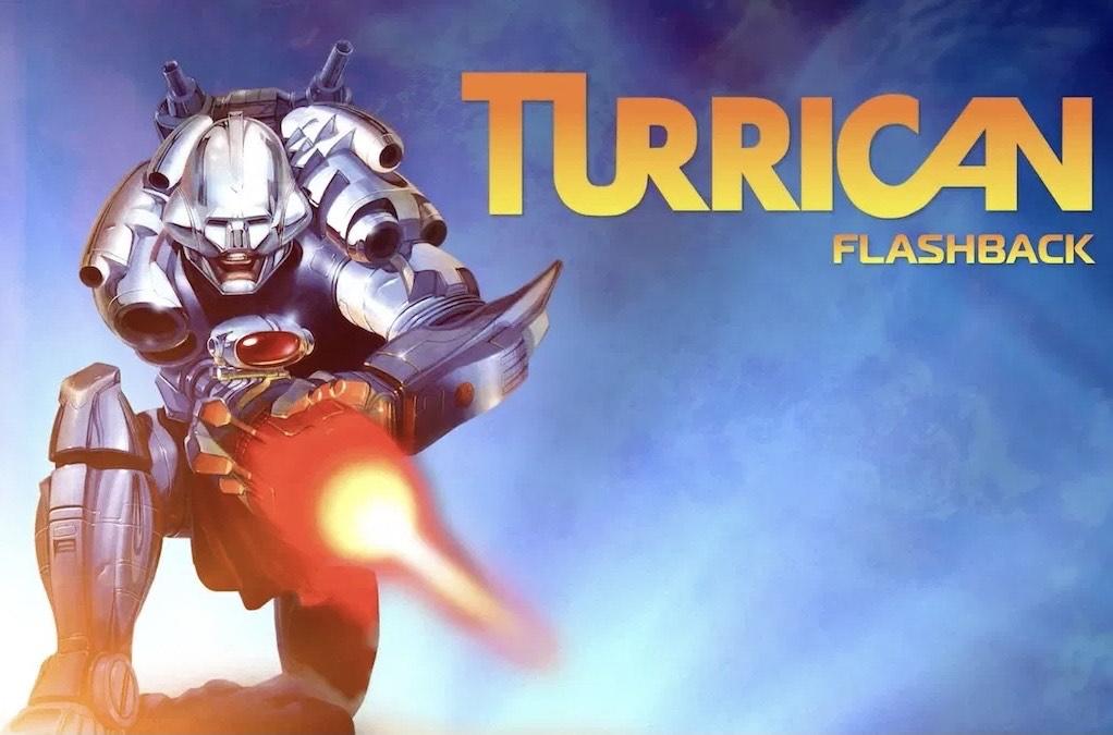 Turrican Flashback für Nintendo Switch im eShop (MEX: 15,09€ / RU: 17,13€ / DE: 19,99€)