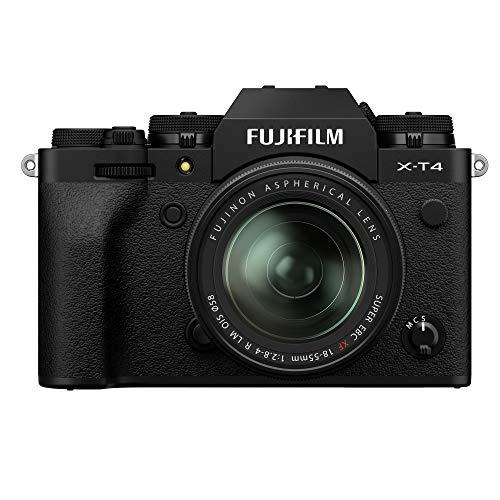 Fuji X-T4 18-55 mm Kit (Schwarz) für 1942,01€ - 200€ Cashback = 1742,01€ bei Amazon