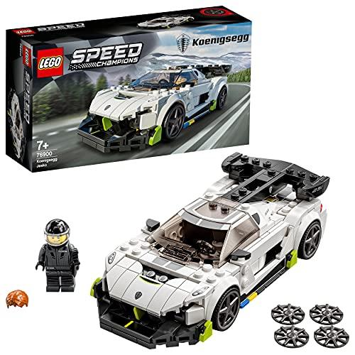 [Amazon Prime] LEGO 76900 Speed Champions Koenigsegg Jesko Rennauto