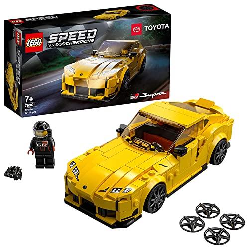 [Amazon Prime] LEGO 76901 Speed Champions Toyota GR Supra Rennwagen
